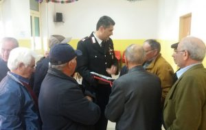 Truffe agli anziani: i Carabinieri proseguono l'attività di sensibilizzazione
