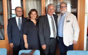 Claudio Consales è ufficialmente il nuovo presidente dell'Ordine degli Avvocati di Brindisi