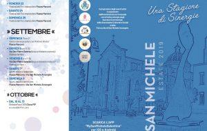 San Michele Estate 2019: il programma degli eventi culturali e turistici