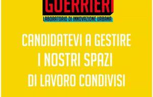 Avviso pubblico per gli spazi di coworking e fablab di Palazzo Guerrieri
