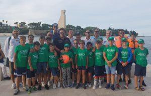 Adriatic Cup: grande entusiasmo fra i giovani piloti protagonisti del Trofeo Coni svolto a Brindisi