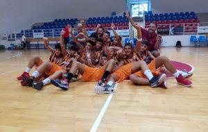 Campionati CSI: la Nuova Olimpia Mesagne vince il titolo nazionale di Pallacanestro Ragazzi