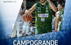 Altro colpo Happy Casa: arriva Luca Campogrande
