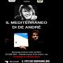 """Il 7 Agosto a San Vito va in scena il monologo teatrale """"Il Mediterraneo di De Andrè"""" a cura di Andrea Martina"""