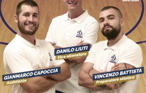 """Confermato lo staff tecnico: ecco i """"big three"""" della Dinamo Brindisi"""