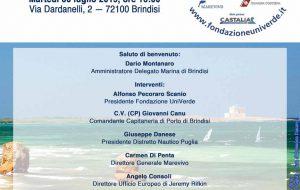 Mediterraneo da remare 2019: martedì 30 la campagna #PlasticFree fa tappa al Marina di Brindisi