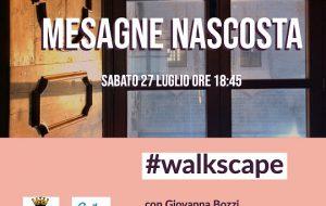 Mesagne Nascosta: alle 18:45 il primo Walkscape a cura dell'Info-Point Turistico di Mesagne