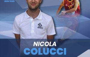 La Dinamo Brindisi firma Nicola Colucci
