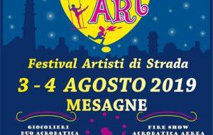 Street Art a Mesagne: sabato e domenica torna il Festival degli Artisti di Strada