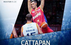 La Happy Casa Brindisi firma il pivot Riccardo Cattapan