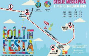 Folli in festa: a Ceglie Messapica dall'11 al 14 luglio: il programma