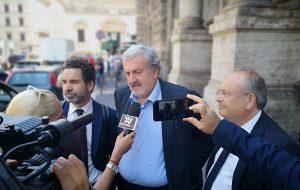 Rossi, Brigante e Covolo al Ministero per il Contratto Istituzionale di Sviluppo