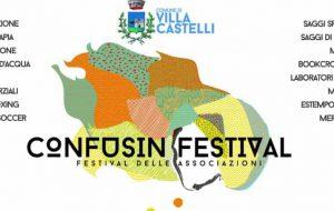 ConfusInFestival: a Villa Castelli il primo Festival delle Associazioni