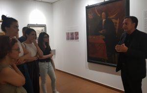 Opere dalla collezione d'arte contemporanea della Camera di Commercio di Brindisi. Di Massimo Guastella