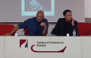 Inaugurata l'esposizione permanente d'arte contemporanea della Camera di Commercio di Brindisi. L'intervento del presidente Malcarne
