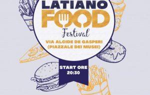 Il 13 e 14 luglio torna il Latiano Food Festival