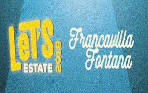 Settimana ricca di appuntamenti con il Cartellone Let's Francavilla Estate