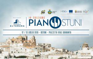 Gualazzi e Scamarcio ospiti di PianOstuni 2019