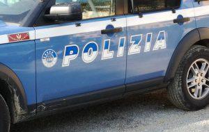 Controlli della Polizia a Mesagne: fermata coppia di pregiudicati