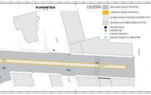 San Michele S.no: una nuova rotatoria su Via Pisacane