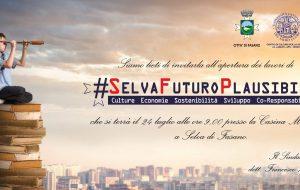 #SELVAFUTUROPLAUSIBILE: a Fasano una tre giorni per parlare di culture, economie, sostenibilità, sviluppo e co-responsabilità