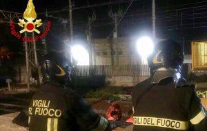 Operaio muore folgorato sulla linea ferroviaria Brindisi-San Vito. Due colleghi feriti