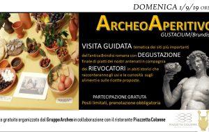 ArcheoAperitivo: Gustacium a Brundisium