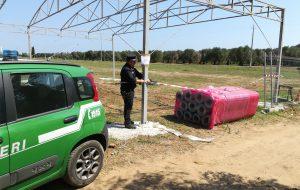 Allestiscono aviosuperfice senza permessi edilizi: intervengono i Carabinieri Forestali