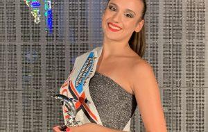 La modella Valeria Bosco vince la XVI edizione del Premio Delfino