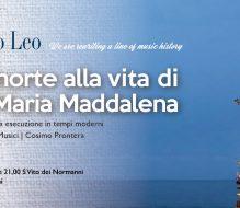 """Giovedì la prima del """"Barocco Festival"""": a San Vito c'è «Dalla morte alla vita di Santa Maria Maddalena»"""