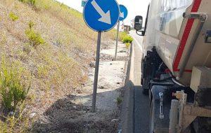 Mesagne: ripulite dalla spazzatura contrade, strade e scuole
