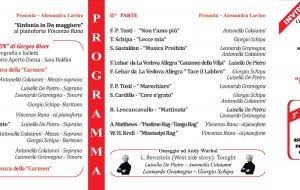 """La """"Carmen"""" di Bizet nella serata dedicata alla lirica a Mesagne"""