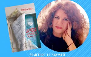 """Martedì 13 Rosangela Chirico presenta a San Michele il nuovo libro """"La Piega – Dall'altra parte del cuore"""""""