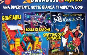 Magica notte dei bambini: nei giardinetti del porto la magia incontra i bambini