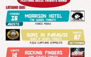 A Latiano il primo Festival delle Tribute Band