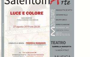 """""""Salento in Arte, luce e colore"""": arte, teatro e musica nel Castello di Mesagne"""
