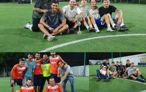 """In campo per beneficenza, grande successo per il torneo calcio a 5: """"Grazie ai partecipanti e alla loro generosità"""""""