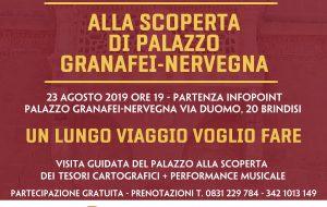 Palazzo Granefei-Nervegna: visita guidata attorno al tema del viaggio