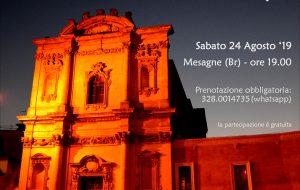 Sabato 24 Visita guidata di promoCultura al Centro Storico di Mesagne