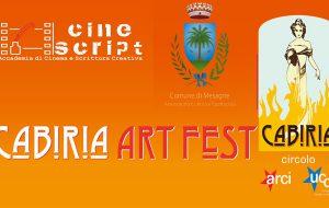Il concerto di Rosapaeda chiude il Cabiria Art Fest