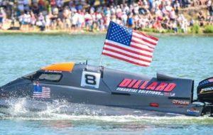Adriatic Cup. L'imbarcazione numero 8 del Campionato di F2, team Danese-Comparato, rappresenterà la città di Brindisi