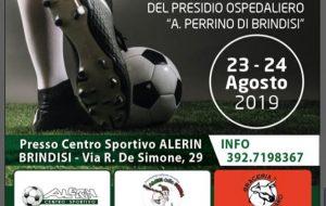 Scende in campo la beneficenza: un torneo calcio a 5 per il reparto di Neonatologia dell'ospedale Perrino