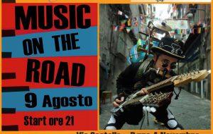 """Venerdì 9 """"Music on the Road"""" nel centro storico di Mesagne"""