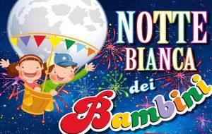 Notte bianca dei bambini: mercoledì 21 giochi e divertimento nel centro di Brindisi