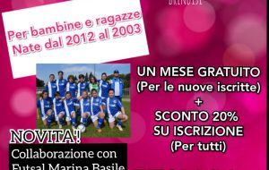 Open day di calcio femminile: ripartono le Nitor Girl