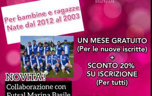 Open day di calcio femminile: ripartono le Nitor Girl