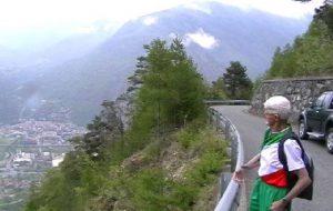 L'Anpi Valle D'Aosta omaggia il partigiano Pietro Parisi