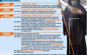 Torna la Festa patronale di Savelletri