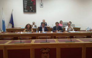 L'ordine del giorno del consiglio provinciale convocato per mercoledì 18