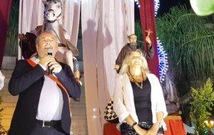 Festa Patronale: il discorso del Sindaco Rossi